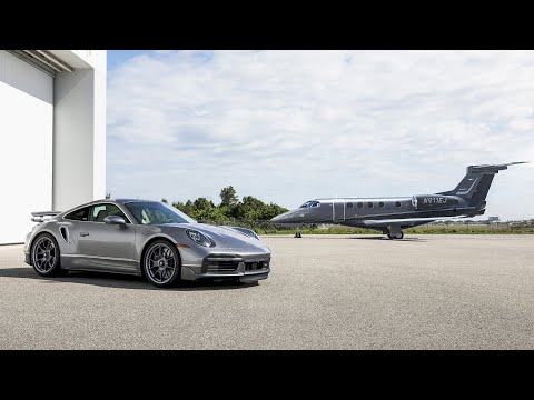 Embraer and Porsche: A perfect Duet