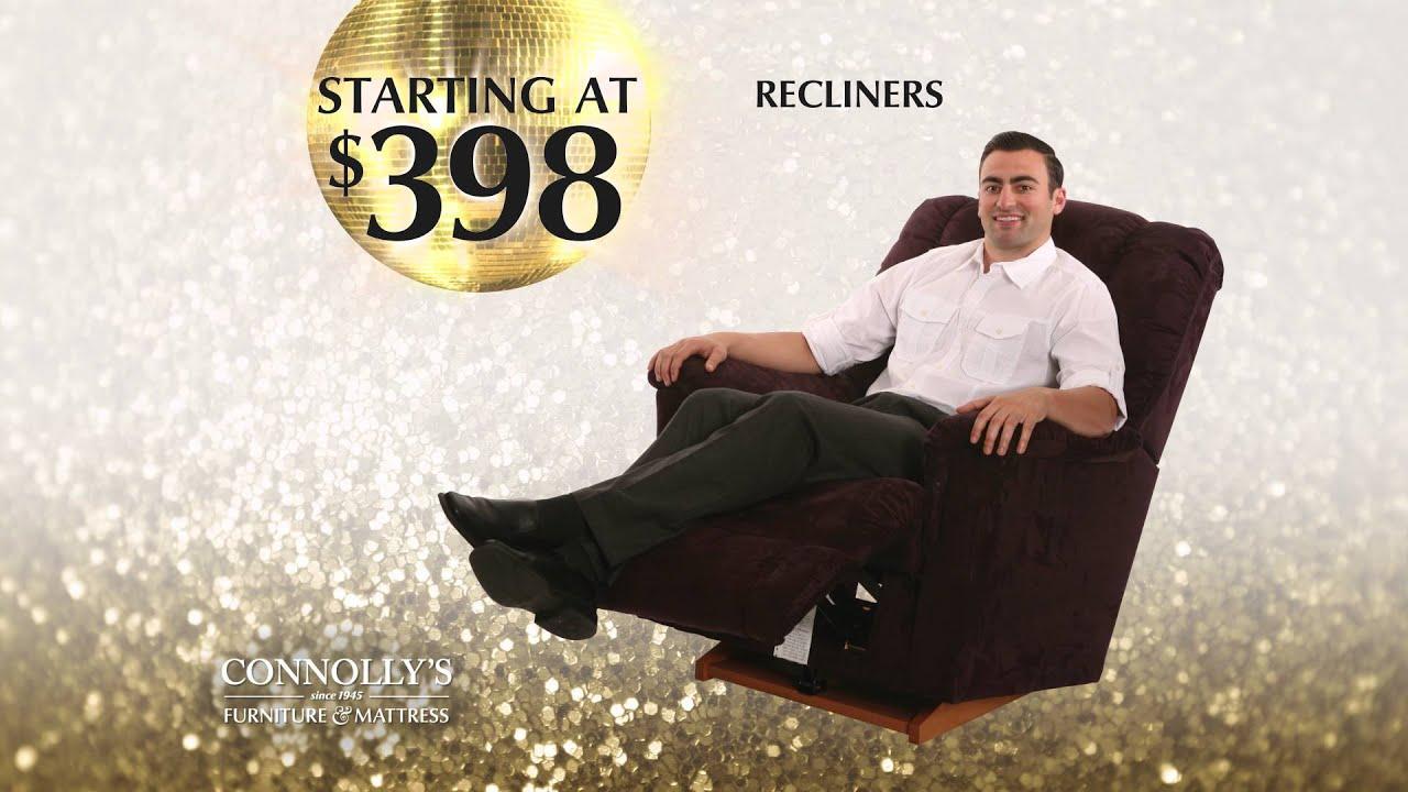 Connollyu0027s Furniture U0026 Mattress   New Yearu0027s Sale A Bration Sale