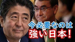 なぜ安倍総理は河野太郎を外務大臣に起用したのか? thumbnail