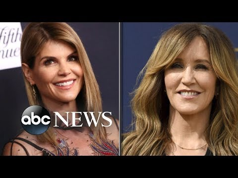 College admissions scandal ensnares celebs, CEOs Mp3