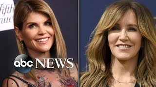 College admissions scandal ensnares celebs, CEOs