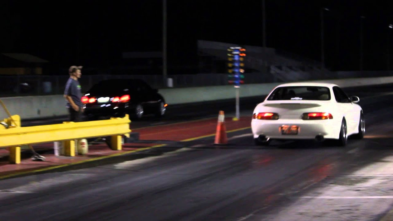 10-second sleeper Lexus GS vs  SC400 with swap