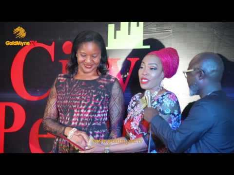 CITY PEOPLE AT 20 EXCELLENCE AWARDS RECIPIENTS 2017 (Nigerian Music & Entertainment)