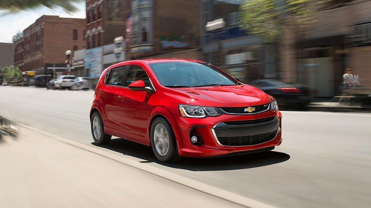 Chevrolet Sonic Rs Turbo Ltz Sedan 2017 Engine Interior Exhaust Full Review Auto Highlights