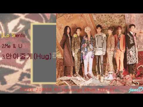 [Full Album] Super Junior (슈퍼주니어) [8th Album Repackage 'REPLAY']