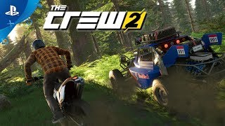 The Crew 2 - Live PS4 Preview | E3 2017