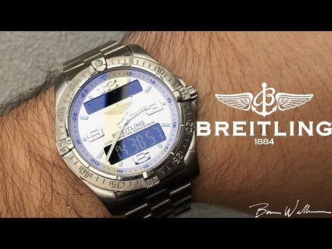 Breitling Aerospace E79362 - Trendy watch at the moment