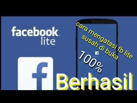 Facebook B Lite Tidak Bisa Masuk Youtube