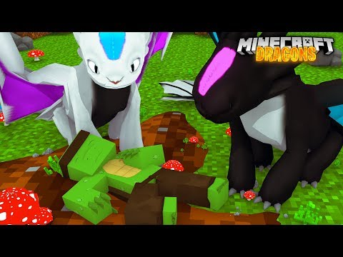 TINY TURTLE is GONE?! - Minecraft Dragons thumbnail