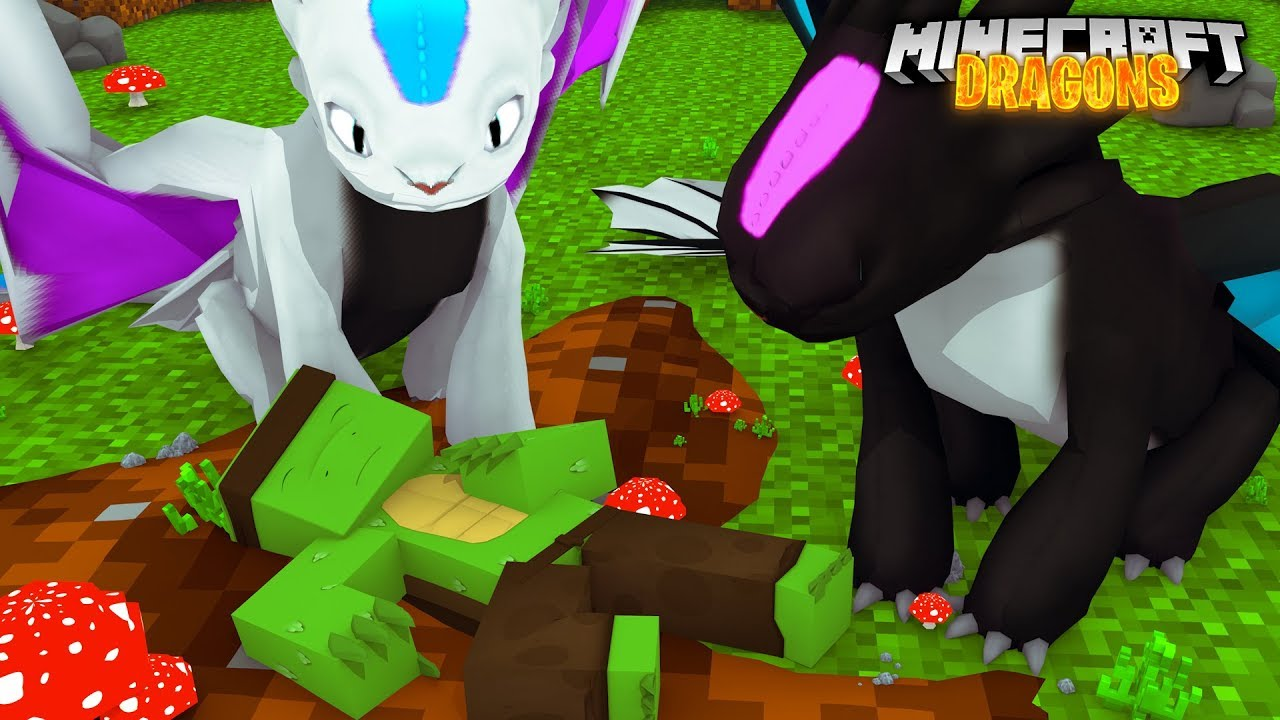 Tiny Turtle Is Gone Minecraft Dragons Youtube