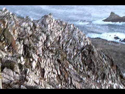 The Top of The Farallon Island, The light house. - YouTube