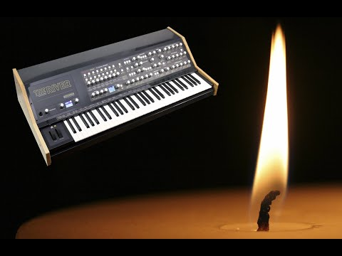 """""""Eternal Light"""" - featuring the sounds of the Baloran The River synthesizer"""
