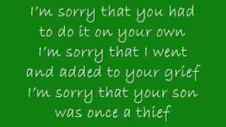 Akon   Sorry  Blame it on me Lyrics