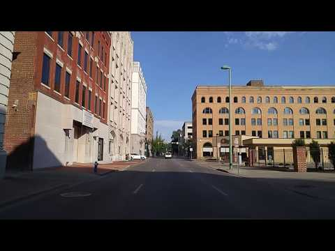 Driving by Charleston,West Virginia