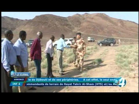 Télé Djibouti Chaine Youtube : JT Somali du 21/10/2017