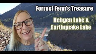 Forrest Fenn Treasure Hebgen Lake and Earthquake Lake by Ramblin Pam