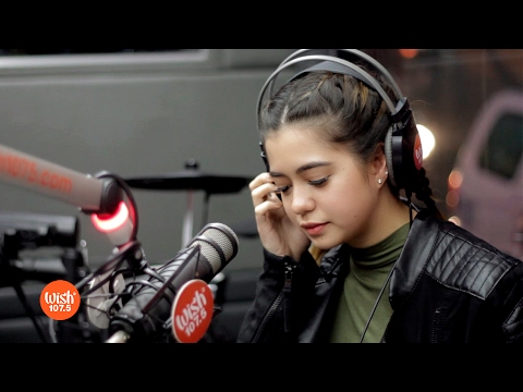 "Sue Ramirez performs ""Ako Sa 'Yo"" LIVE on Wish 107.5 Bus"