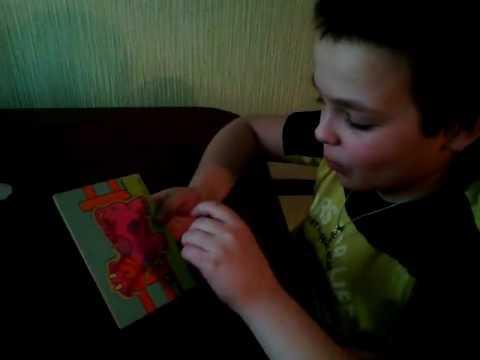 АУТИЗМ   ИЗЛЕЧИМ! Илья  Начало лечения 16 февраля 2017  Шнуровка картинки 4 й день