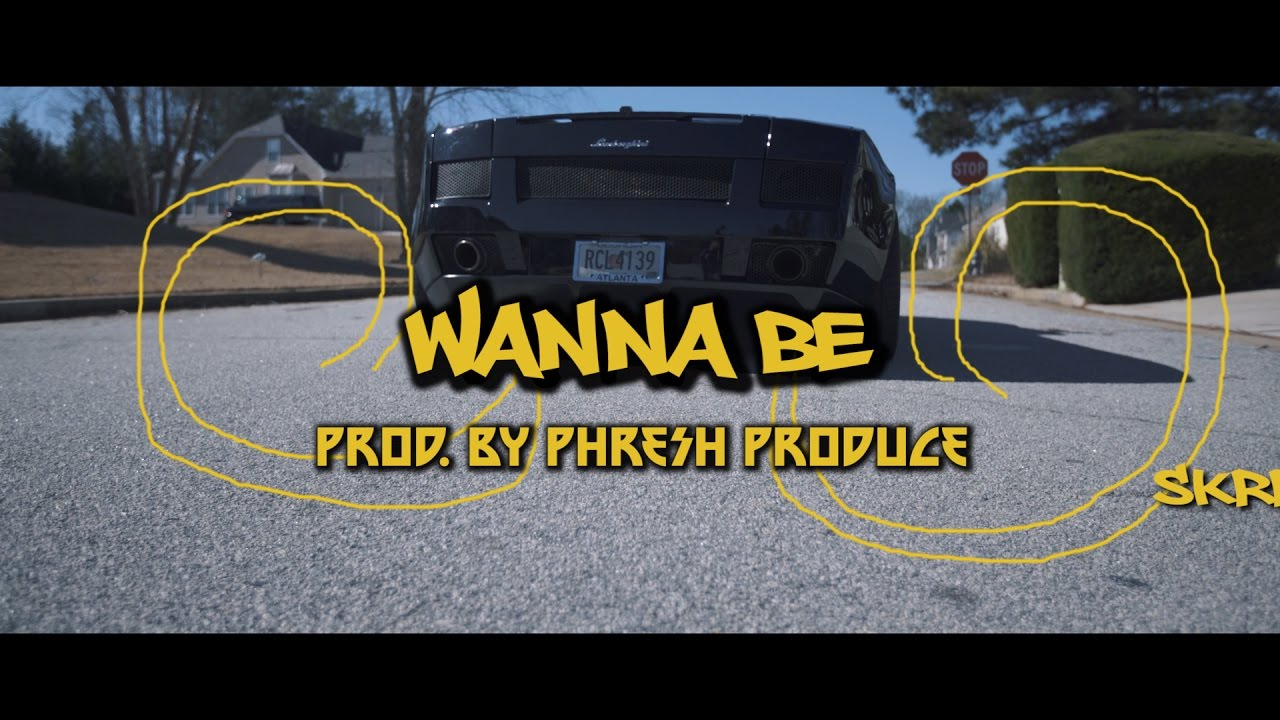 "Shakir - ""Wanna Be"" Prod. by Phresh Produce"