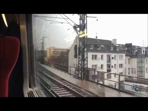 Liège-Guillemins - Köln Hauptbahnhof