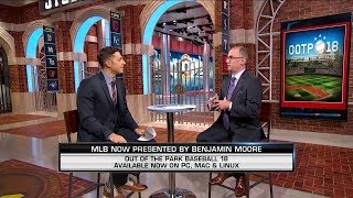 Out of the Park Baseball 18 on MLB Now