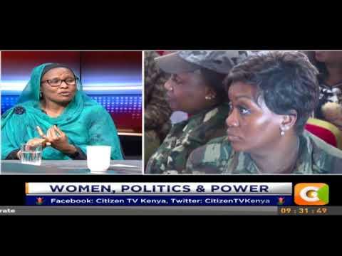 Citizen Extra:Women,Politics and power