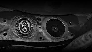 Toyota Mark 2 / Замена сайлентблока редуктора