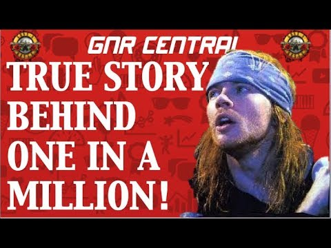 Guns N' Roses Documentary:The True Story Behind One In A Million! GNR Lies! Axl Rose In Trouble!