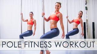 Pole Dance Workout Routine VOL.3 / LEVEL 2