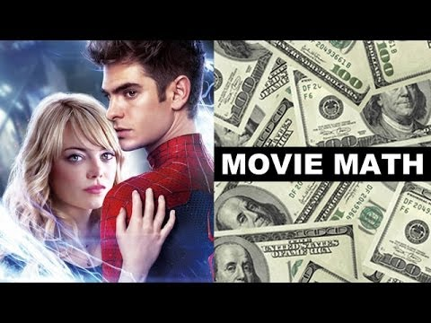 Box Office for The Amazing Spider-Man 2, Captain America 2, Walk of Shame