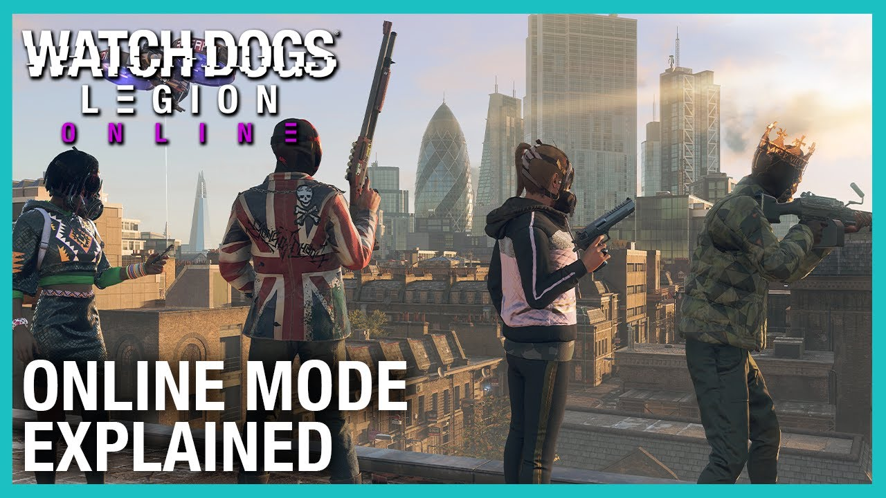 Watch Dogs: Legion: Online Gameplay Overview | Ubisoft