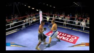 Fight Night Round 2 - Floyd Mayweather vs Arturo Gatti