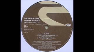 Goosebump feat Romina Johnson - Never Gonna Do (Phunk Investigation Club Mix)