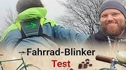 Fahrradrucksack Mit Blinker