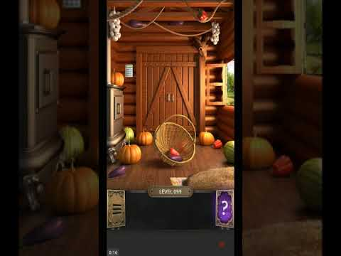 100 Doors Challenge Level 99 Answers Youtube