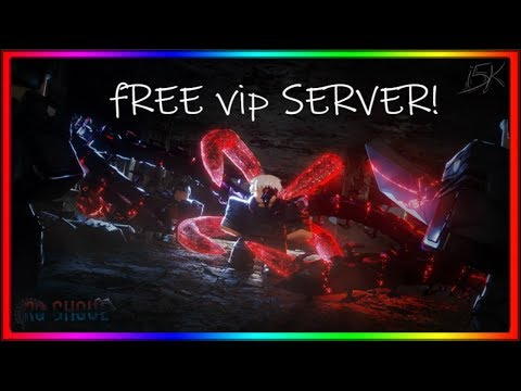 Free Ro-Ghoul VIP Server (link in description)