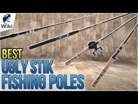 7 Best Ugly Stik Fishing Poles 2018