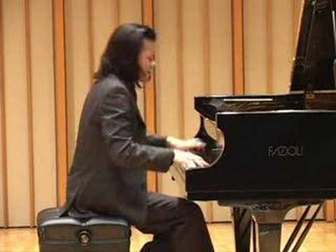 David Fung plays Chopin Etude in C-sharp minor, Op. 10/4