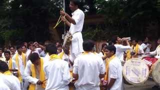 Dhol Tasha Ganpati festival 2013....Pune- By Rudragarjana