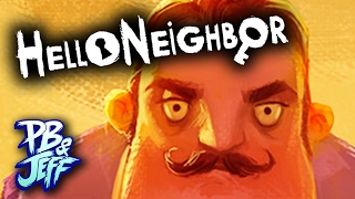 NOTHING SUSPICIOUS HERE! - Hello Neighbor | Steam (Part 1)