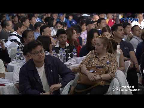 Birthday Celebration of Atty. Francis Tolentino (Speech) 1/3/2019