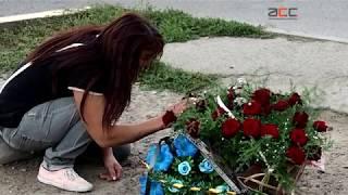 видео У нічній аварії в Чернівцях загинув пасажир іномарки