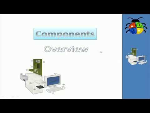 IGCSE ICT - Components - Overview