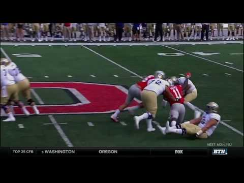 Larry Johnson Talks About Improving the Buckeye Defense