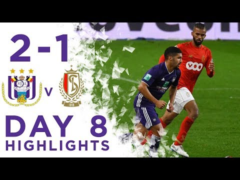 RSCA 2-1 Standard de Liège Highlights 24/09/2018