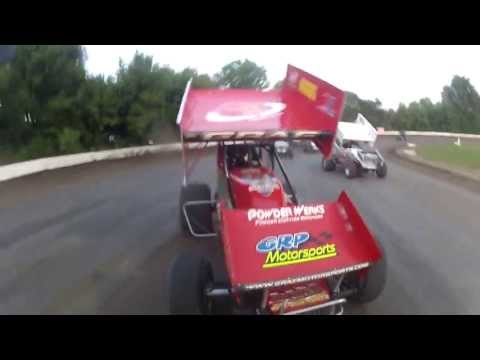 K.R.A. Speedway Challenge Race 8/15/2013 UMSS
