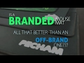 Mouse Mats: Brand vs. Off-Brand