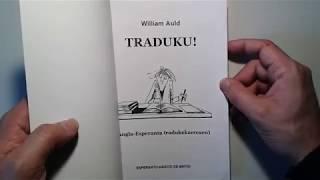 Libro: Traduku! de William Auld   #Esperanto
