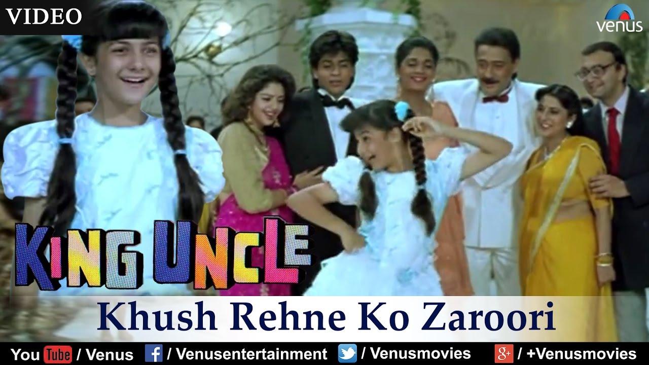 Download Khush Rehne Ko Zaroori (King Uncle)