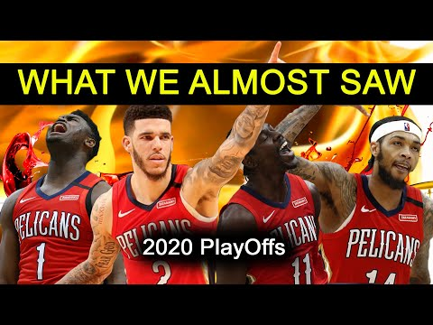 The Greatest Come Back Never Witnessed!!! *New Orleans Pelicans 2020 Season*